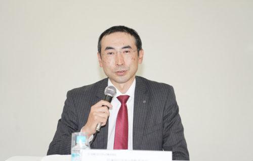 日本ロジスティクの黒川尚悟社長