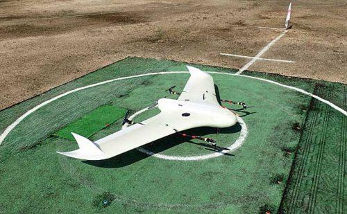 E-VTOL型無人航空機