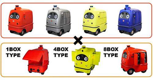 20190306zmp2 500x263 - ZMP/宅配ロボット「CarriRo Deli」を事業パートナーへ先行販売
