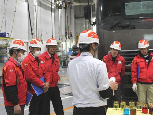 車両整備管理講習をヤマトオートワークスに依頼