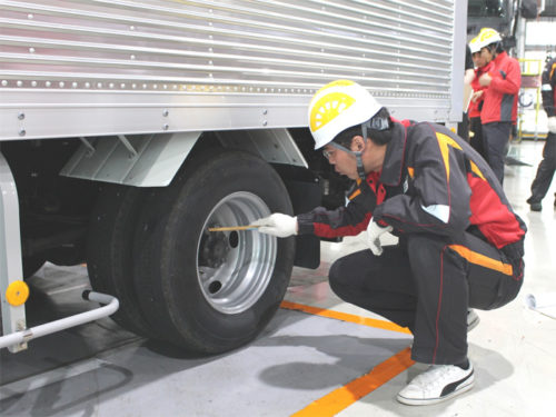 車両整備管理講習の様子