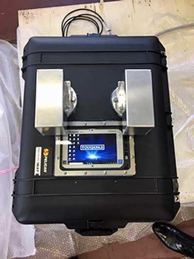 計測装置のプロトタイプ