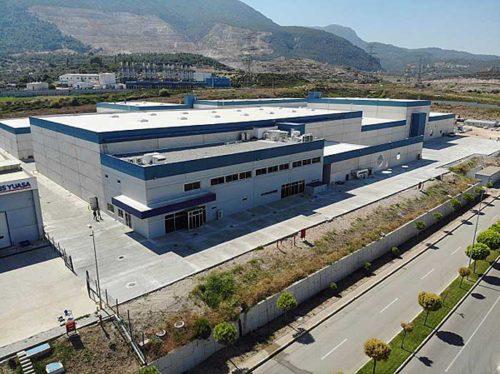 20190313gsyuasa 500x374 - GSユアサ/トルコに年産200万個の自動車用鉛蓄電池工場新設