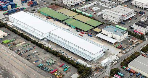 飛島複合倉庫
