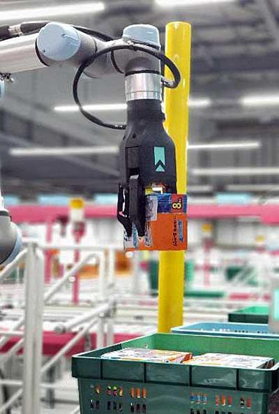 20190319paltac - PALTAC/最新鋭物流拠点にAIピースピッキングロボット導入