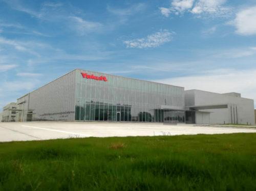 20190322yakult 500x374 - ヤクルト/延床2.5万m2の広東省佛山工場で生産を開始