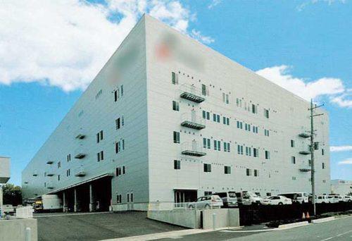 武蔵嵐山配送センター