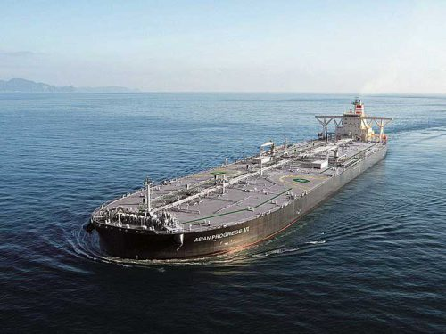 20190328mes21 500x375 - 三井E&S造船/世界最大級の31万トン型原油タンカー完成