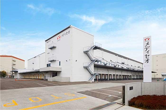 メディセオ/80億円投じ、埼玉県加須市の医薬品物流センターを刷新