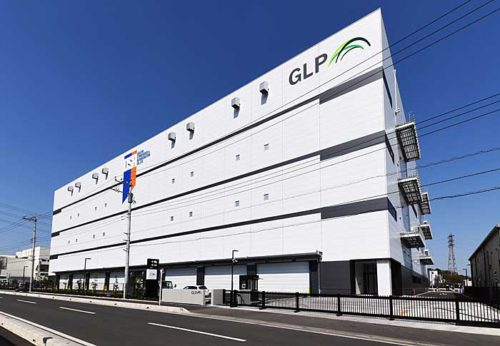 GLP新座外観