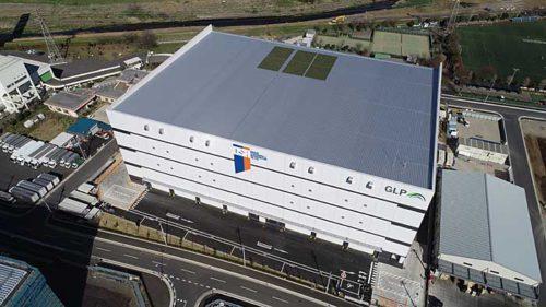 20190403glp3 500x281 - 日本GLP/埼玉県新座市で第一倉庫冷蔵専用の定温物流施設を竣工
