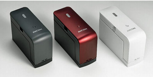 20190408ricoh 500x253 - リコー/物流業などの現場で活用できるハンディプリンター発売