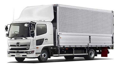 20190410hino 500x281 - 日野自動車/改良版レンジャーを5月発売、安全性・利便性を向上