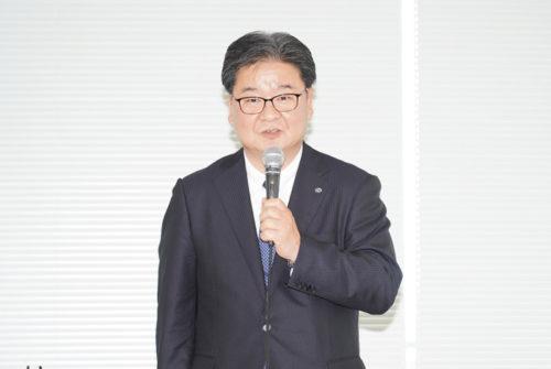 ヤマトロジスティクスの小菅泰治社長