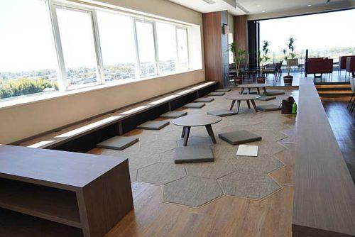 20190416orix10 500x334 - オリックス/埼玉県松伏町で最新の7.7万m2マルチテナント型物流施設公開