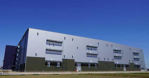 20190416orix2 500x264 - オリックス/埼玉県松伏町で最新の7.7万m2マルチテナント型物流施設公開