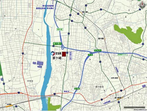20190419esr2 500x378 - ESR/神奈川県茅ケ崎市に6.9万m2のマルチテナント型物流施設を開発