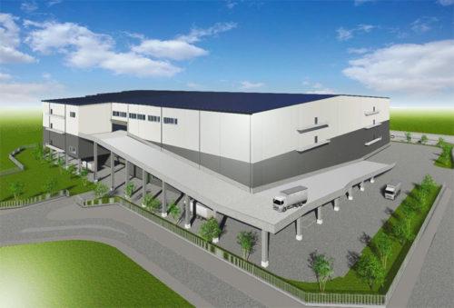 20190513cpd1 500x339 - CPD/大阪府枚方市に8.2万m2のマルチテナント型物流施設開発