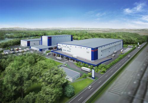 20190515yamatane 500x350 - ヤマタネ/千葉県印西市に3つの異なる大型施設を開発