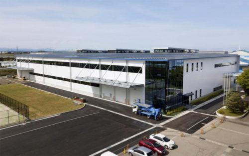 20190516hokusyo1 500x313 - ホクショー/好調な物流機器、石川県白山工場に新工場棟竣工