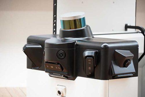 カメラとセンサー