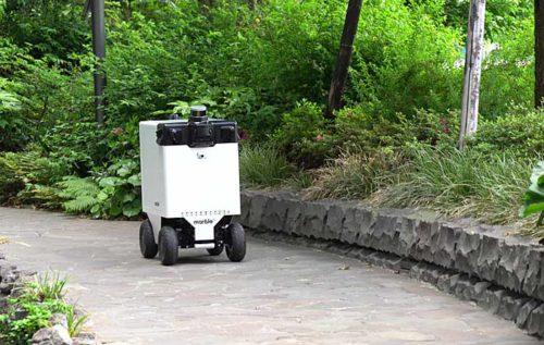 20190517mitsubishi5 500x317 - 三菱地所/東京・丸の内で自動運搬ロボットの自律走行実証実験