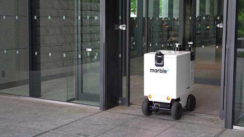 20190517mitsubishi6 500x281 - 三菱地所/東京・丸の内で自動運搬ロボットの自律走行実証実験
