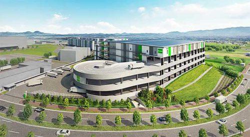 20190521tobunet 500x275 - 東部ネットワーク/神戸市北区に1.7万m2の新物流センター開設