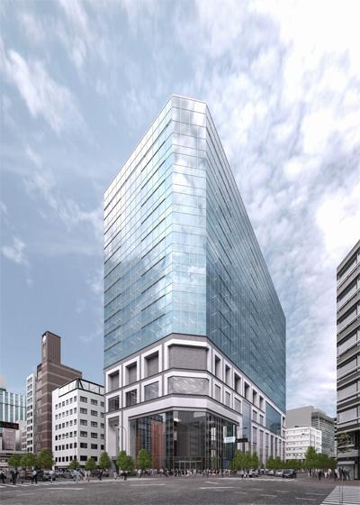 20190522yamatane1 - ヤマタネ/東京・兜町で茅場町駅エリア最大級の複合ビル着工