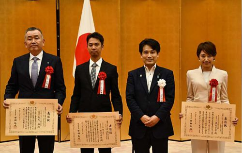 20190523yamato1 500x315 - ヤマトHD/第5回日本ベンチャー大賞で経済産業大臣賞受賞