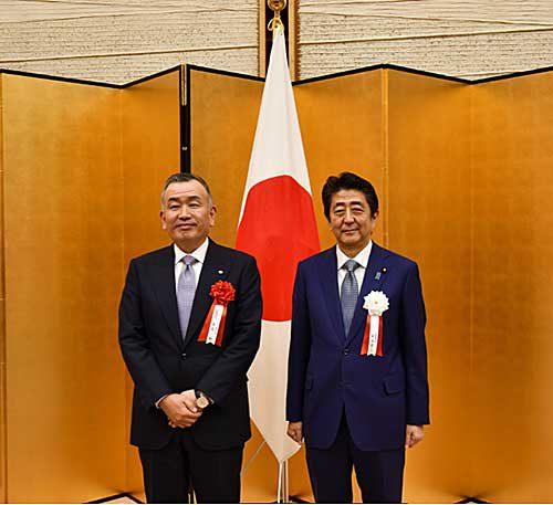 20190523yamato2 500x457 - ヤマトHD/第5回日本ベンチャー大賞で経済産業大臣賞受賞