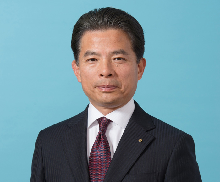 辻 幸則新社長