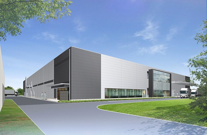 内視鏡スコープの新工場