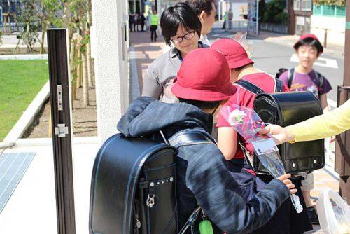 20190530sbs22 500x334 - SBSグループ/東京都江東区の小学生に交通安全呼び掛け