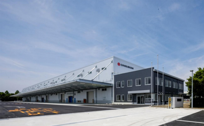 20190531nikkon1 - 日本梱包運輸倉庫/長浜営業所を移転、1.3万m2の新倉庫と事務所竣工