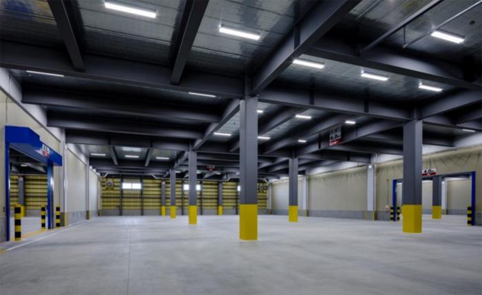 20190531nikkon3 - 日本梱包運輸倉庫/長浜営業所を移転、1.3万m2の新倉庫と事務所竣工