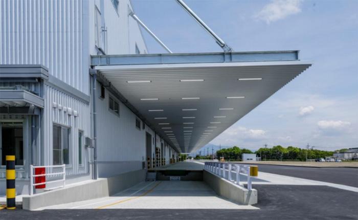 20190531nikkon4 - 日本梱包運輸倉庫/長浜営業所を移転、1.3万m2の新倉庫と事務所竣工
