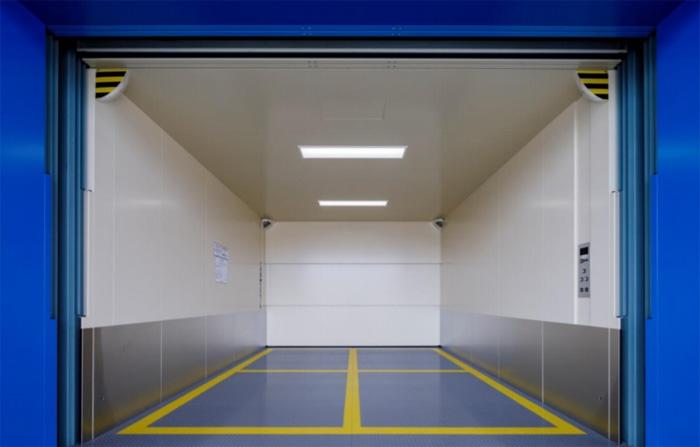 20190531nikkon5 - 日本梱包運輸倉庫/長浜営業所を移転、1.3万m2の新倉庫と事務所竣工