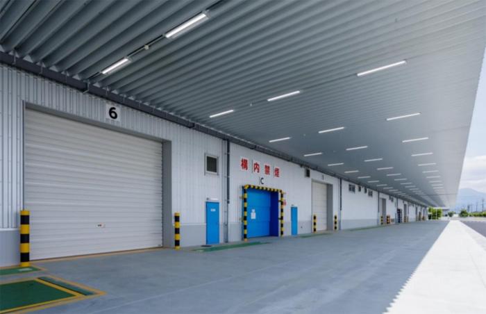 20190531nilkkon2 - 日本梱包運輸倉庫/長浜営業所を移転、1.3万m2の新倉庫と事務所竣工