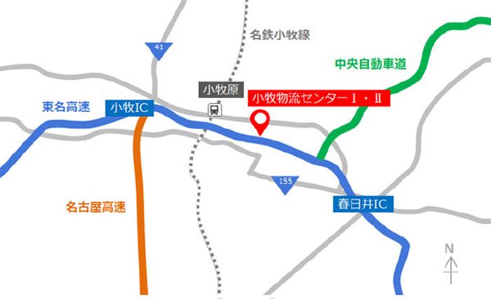 20190603daiwab5 - 大和物流/愛知県小牧市に2.2万m2の物流施設を本格稼働