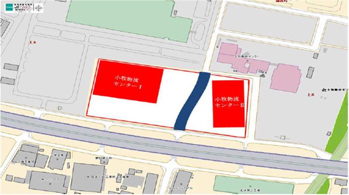 20190603daiwab6 - 大和物流/愛知県小牧市に2.2万m2の物流施設を本格稼働