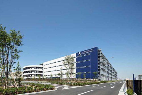 20190603lasalle1 500x334 - ラサール、三菱地所、NIPPO/川崎市で30万m2の物流施設を満床竣工