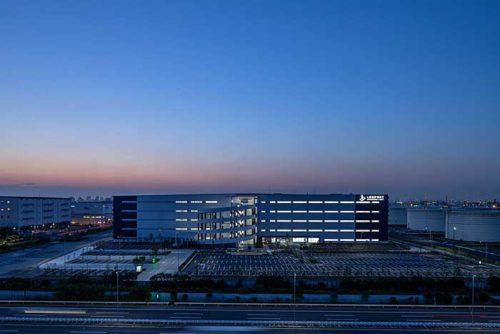 20190603lasalle15 500x334 - ラサール、三菱地所、NIPPO/川崎市で30万m2の物流施設を満床竣工