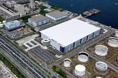 20190603lasalle2 500x334 - ラサール、三菱地所、NIPPO/川崎市で30万m2の物流施設を満床竣工