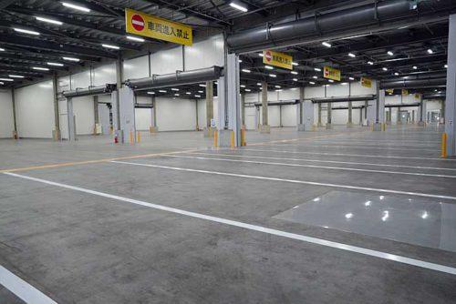 20190603lasalle6 500x334 - ラサール、三菱地所、NIPPO/川崎市で30万m2の物流施設を満床竣工