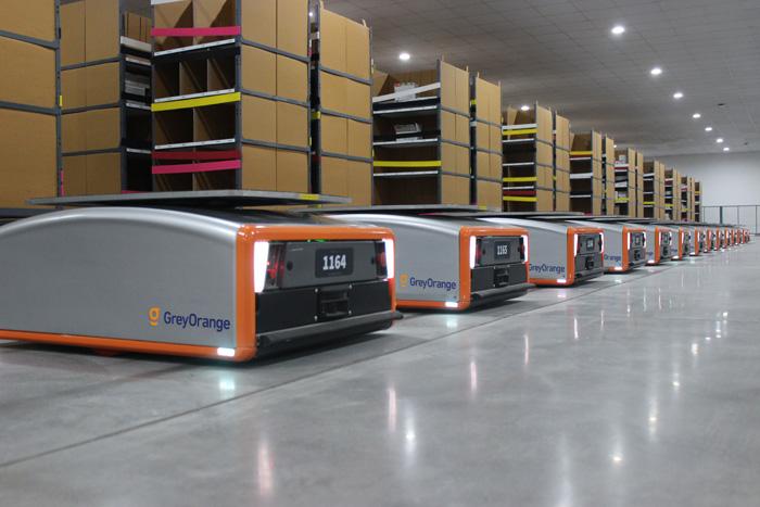 20190603oukura - オークラ輸送機/グレイオレンジの自動搬送ロボットの販売を開始