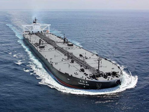 20190604nyk1 500x377 - 日本郵船/大型原油タンカー「高松丸」が気象庁から表彰