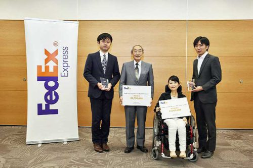 20190610fedex 500x333 - フェデックス/中小企業向けビジネスアイデアコンテストの受賞者決定