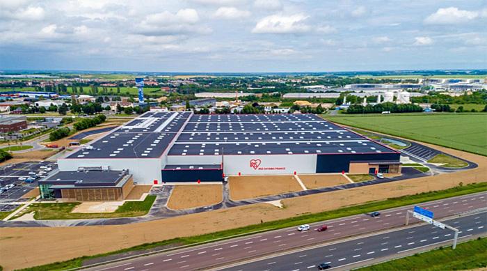 20190614iris - アイリスオーヤマ/70億円投じ、フランス工場を竣工