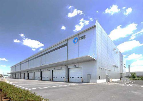20190620cre1 500x353 - CRE/埼玉県川越市で延床1.5万m2のロジスクエア川越IIを竣工